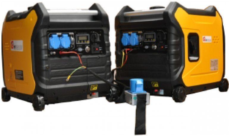 GENERMORE stelt nieuwe LC3500ISE SILENT  INVERTER generator voor
