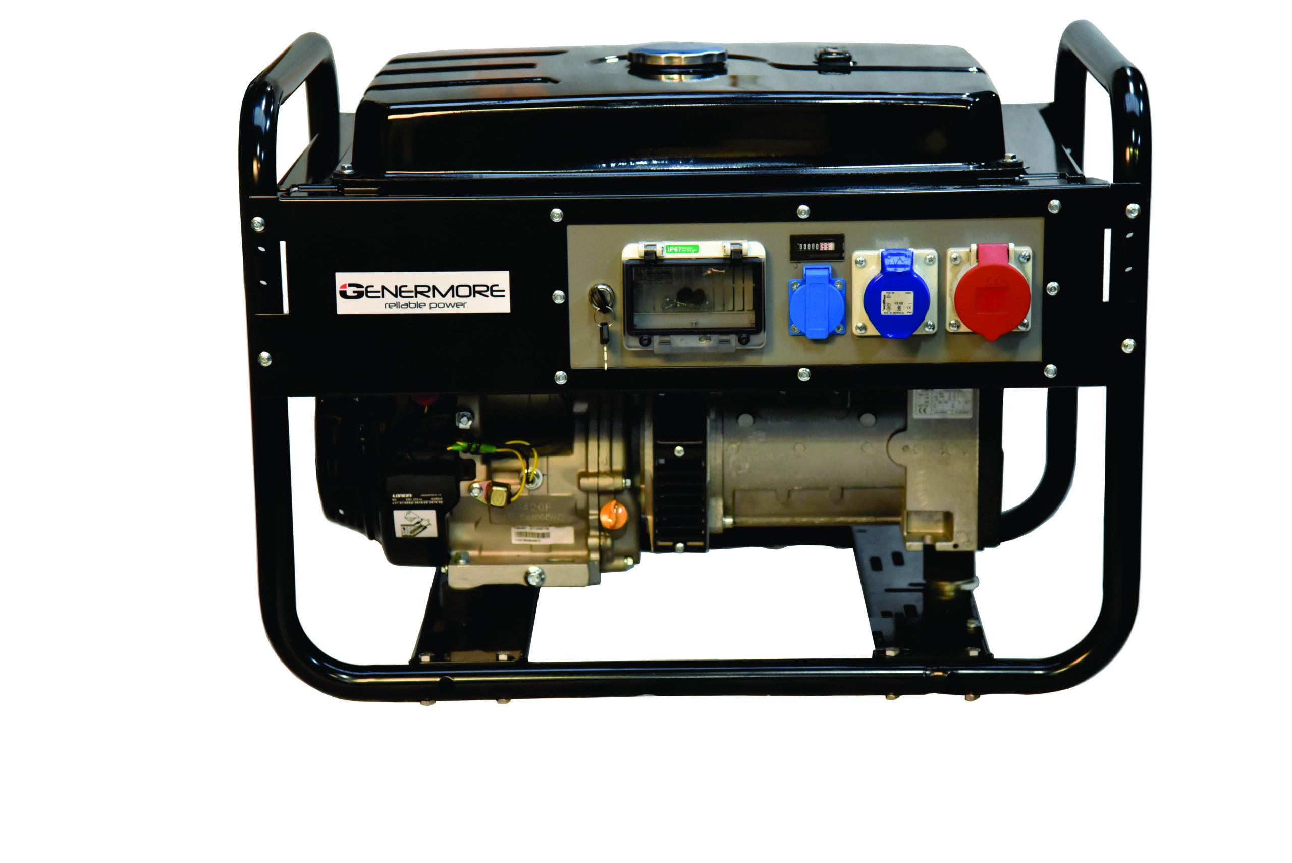 GH8000/400E-AVR